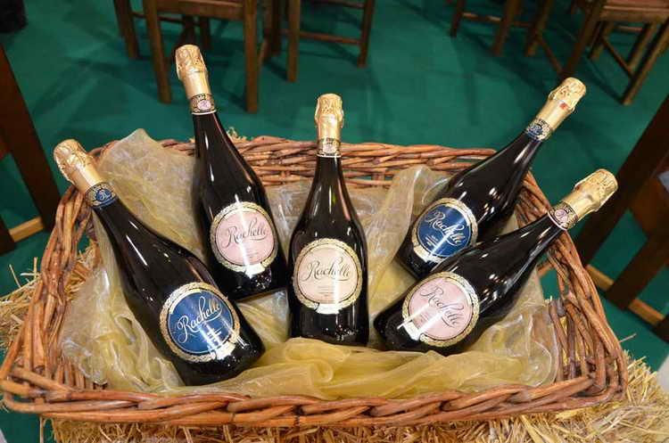 Какие бывают виды шампанского Рошель