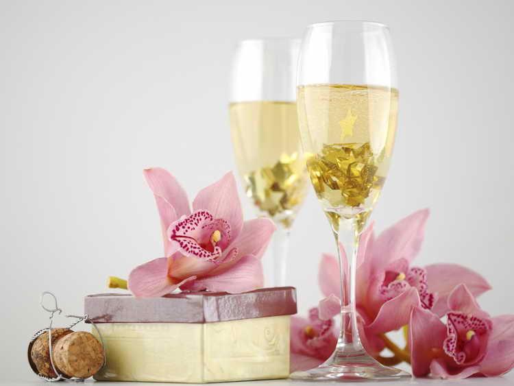 санто стефано шампанское розовое