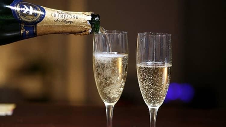 шампанское брют: как подавать