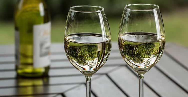 вино chablis