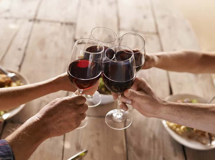 шаврон вино