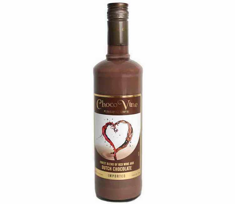 Шоколадное вино Choco Vine