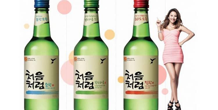 Соджу: что это за напиток
