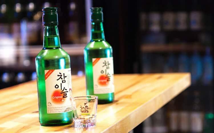 Как готовить корейский алкоголь