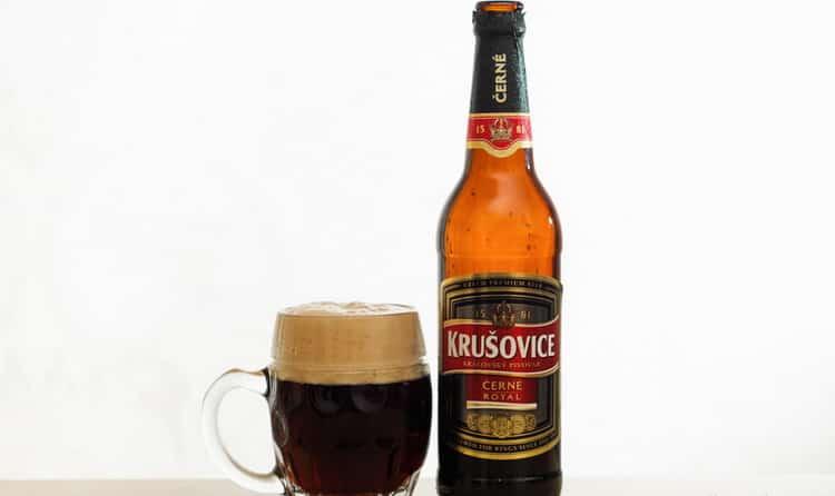 темное пиво с чем пить