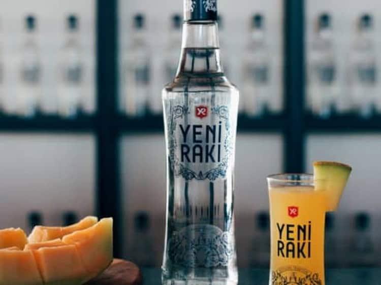 как называется турецкая водка