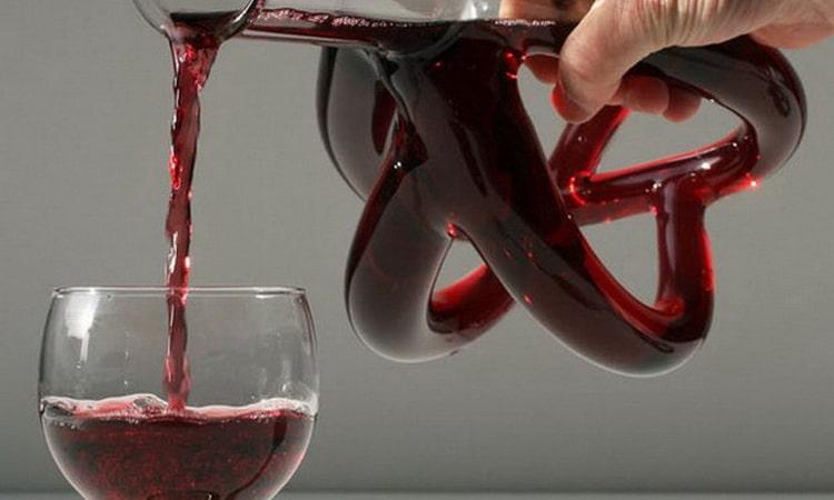 Особенности вина эшера