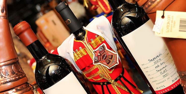 Обзор вина хванчкара