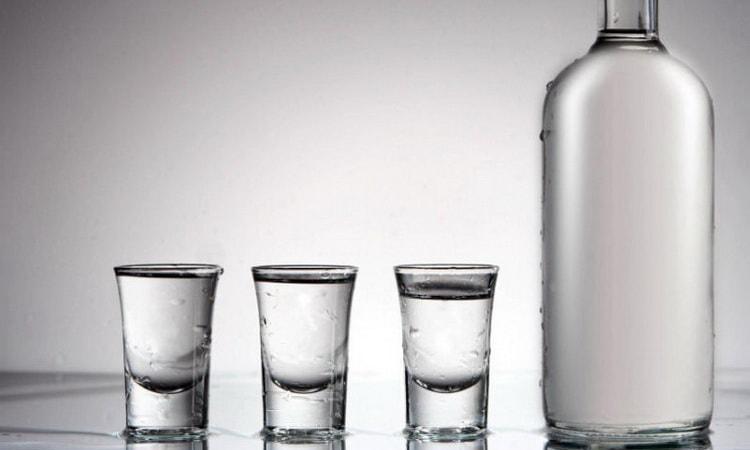 Что такое водка