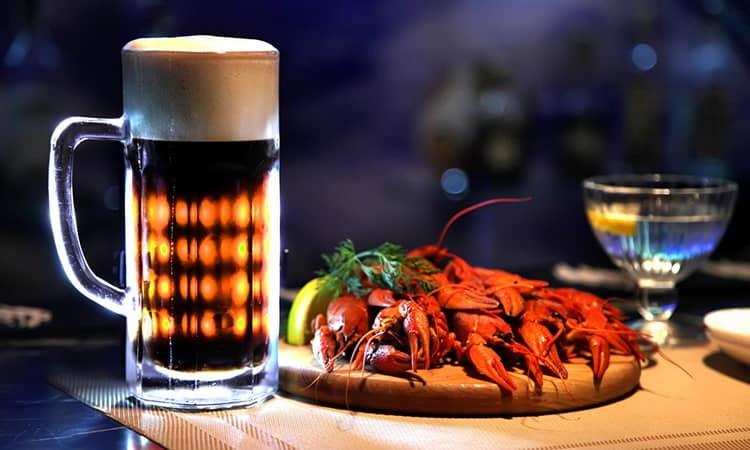 Как приготовить раков к пиву