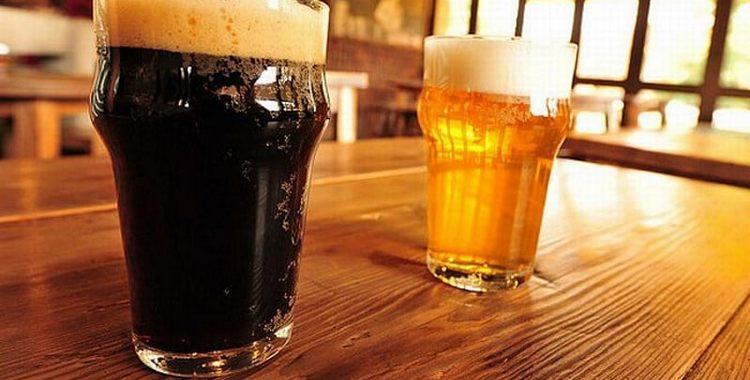 Чем отличается темное пиво от светлого