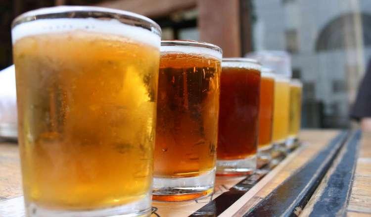 По цвету напитки представляют целый спектр от светло-золотистого до самого насыщенного коричневого.