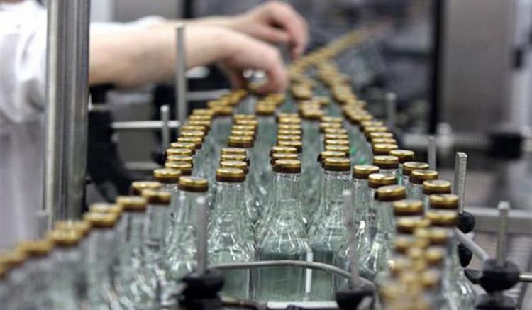 Хорошая водка всегда производится на высокотехнологичном оборудовании на основе чистейшей воды.