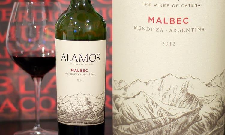 Многим нравятся вина из винограда сорта мальбек.