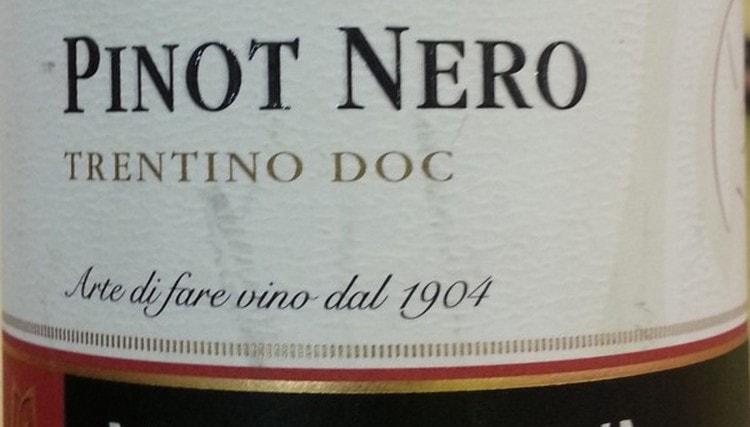 Важно обращать внимание на состав вина.