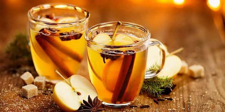 яблочный пунш: рецепт