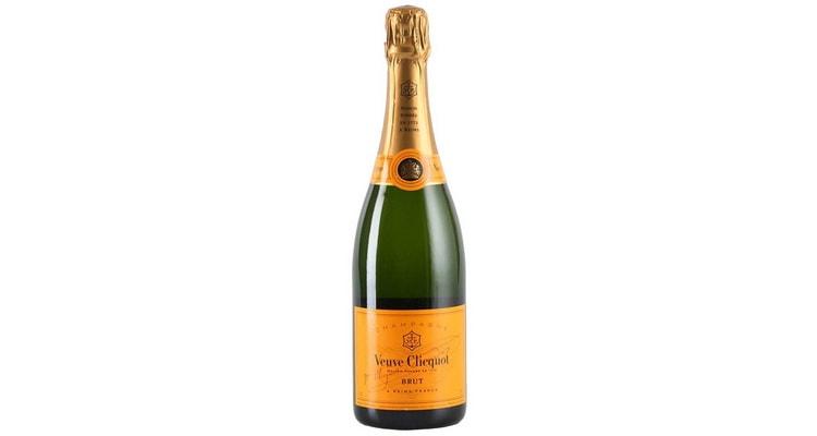 лучшее французское шампанское Veuve Clicquot Ponsardin
