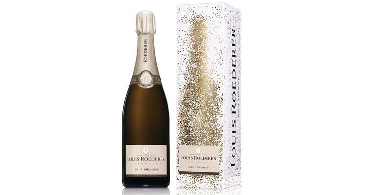 французское шампанское марка Louis Roederer