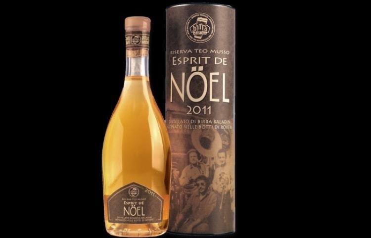 наш рейтинг самого крепкого пива начнет Espirit de Noel.