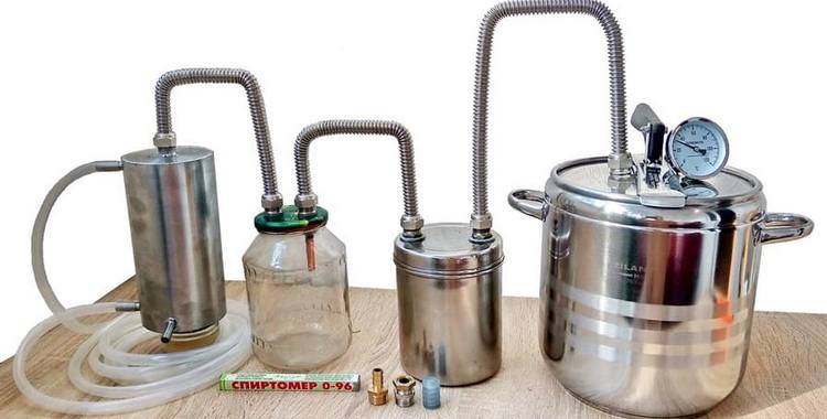 Разновидности и устройство самогонных аппаратов саратов самогонный аппарат