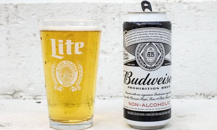 Сколько содержится градусов в безалкогольном пиве