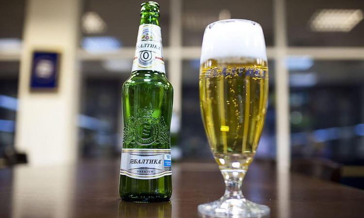 Безалкогольное пиво сколько в нем градусов