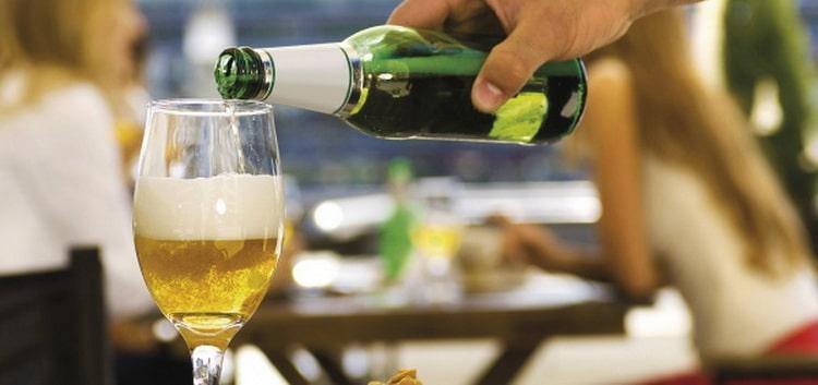 сколько содержитса спирта в безалкогольном пиве