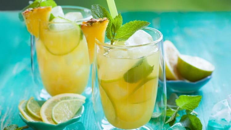 классический рецепт безалкогольного пунша