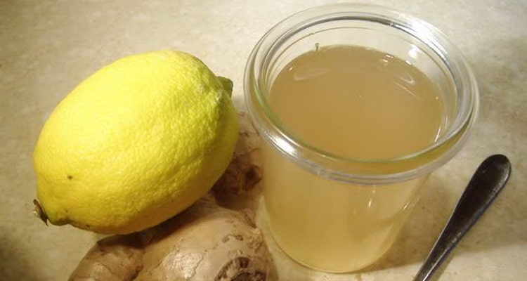 пунш безалкогольный рецепт с имбирным сиропом