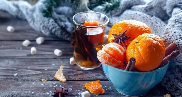 безалкогольный рецепт апельсинового пунша
