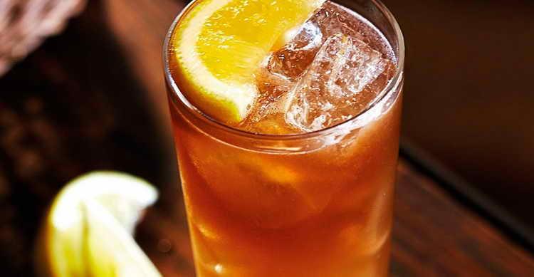 Охлажденный чай Лонг-Айленда