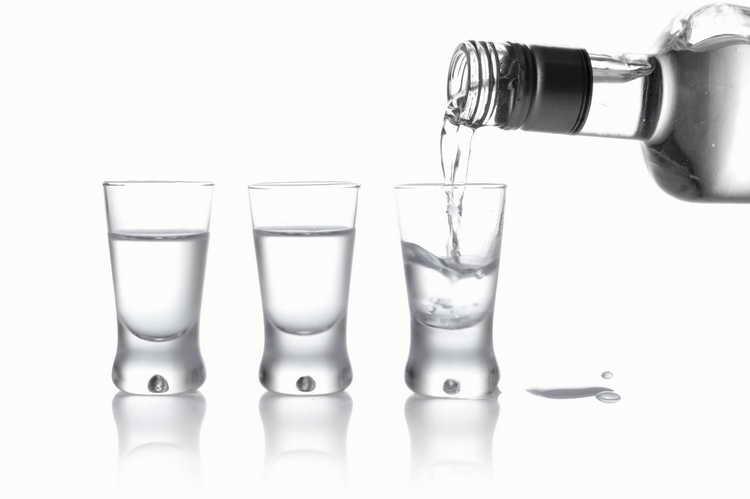 чем можно разбавить водку