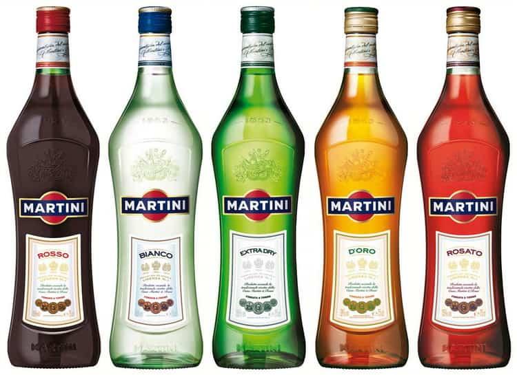 чинзано и мартини в чем разница