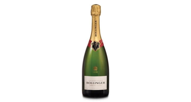 самое вкусное шампанское Bollinger