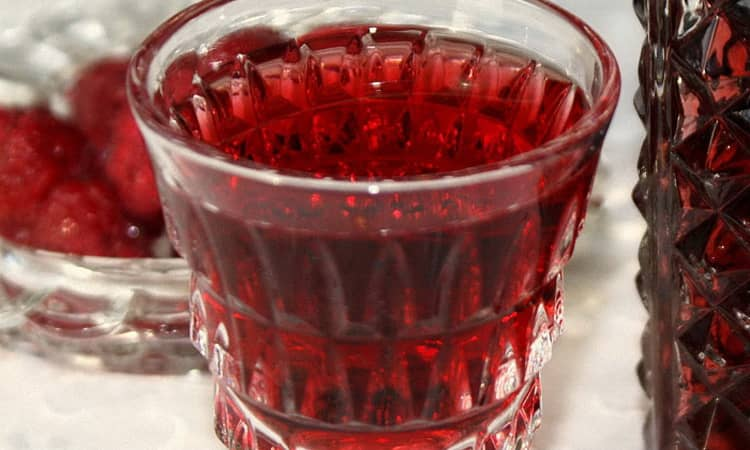 вино из замороженной малины в домашних условиях простой рецепт