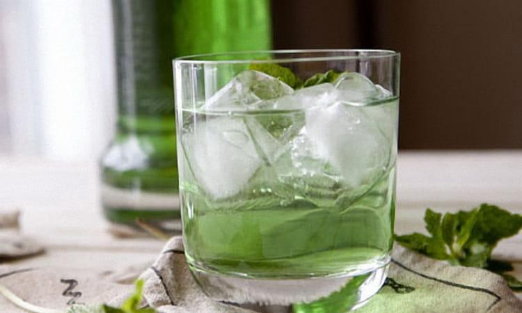 Классический рецепт мятной водки