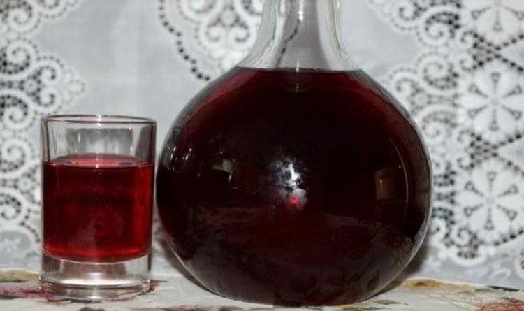 настойка из черной смородины на спирту рецепт