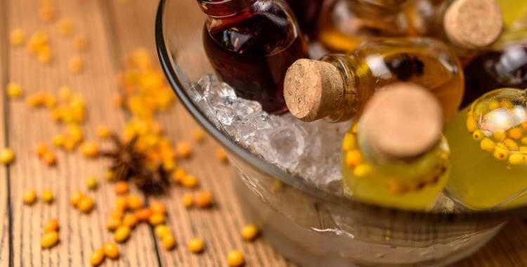 Как приготовить настойку из облепихи на водке