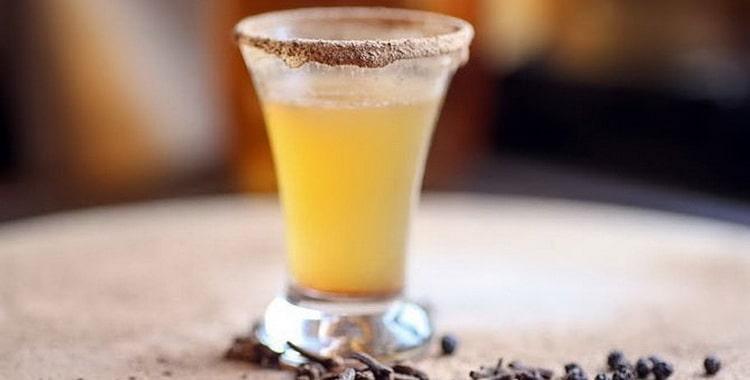 Рецепт приготовления напитка крамбамбуля