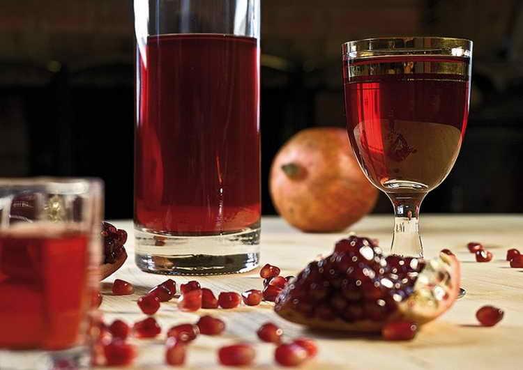 настойка на гранате рецепт на водке