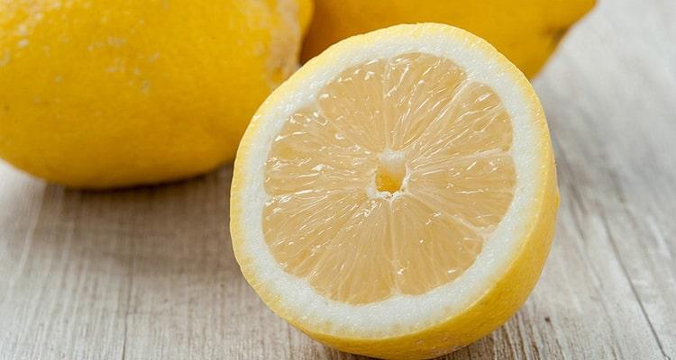 Лимон для настойки для винограда