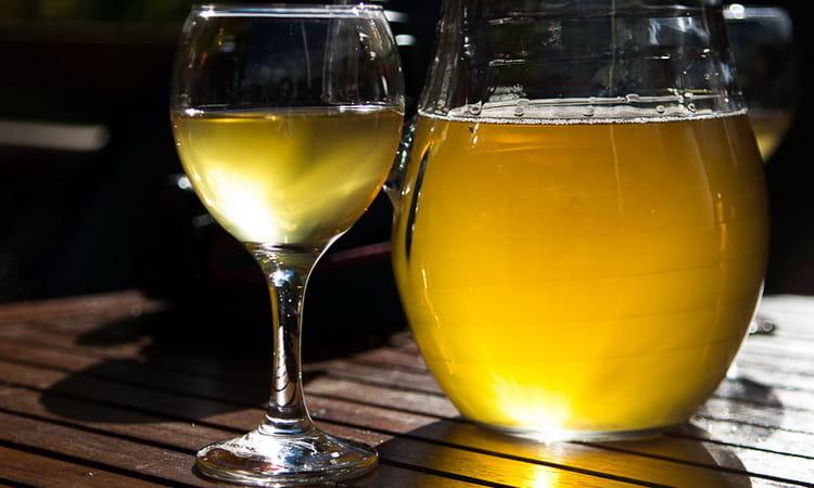 Вино из яблок в домашних условиях простой пошаговый рецепт