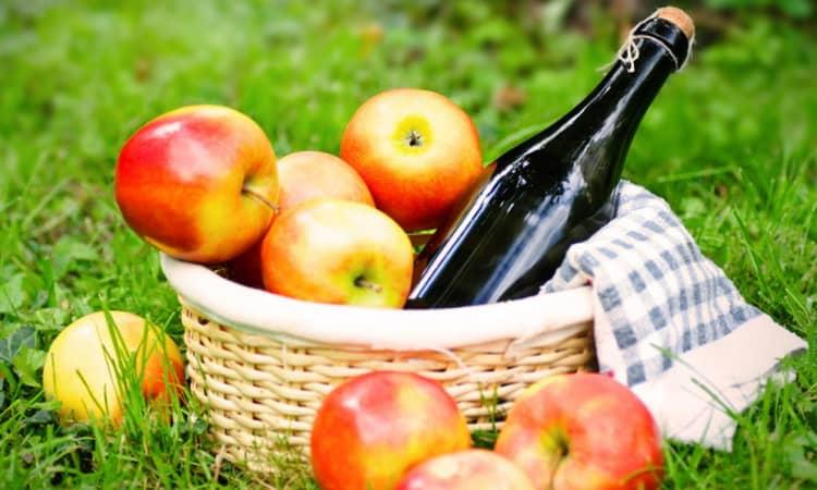 Как сделать вино из яблок в домашних условиях простой рецепт