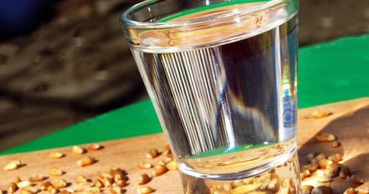 Рецепт пшеничного самогона
