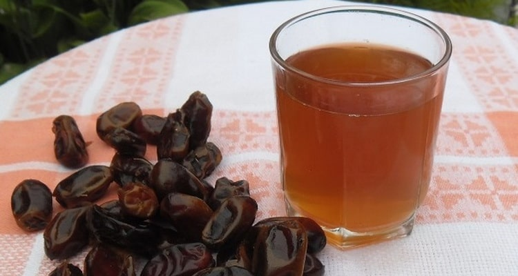 Рецепт самогона на финиках