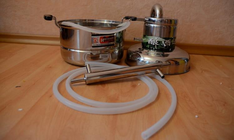 силиконовые шланги для самогонного аппарата