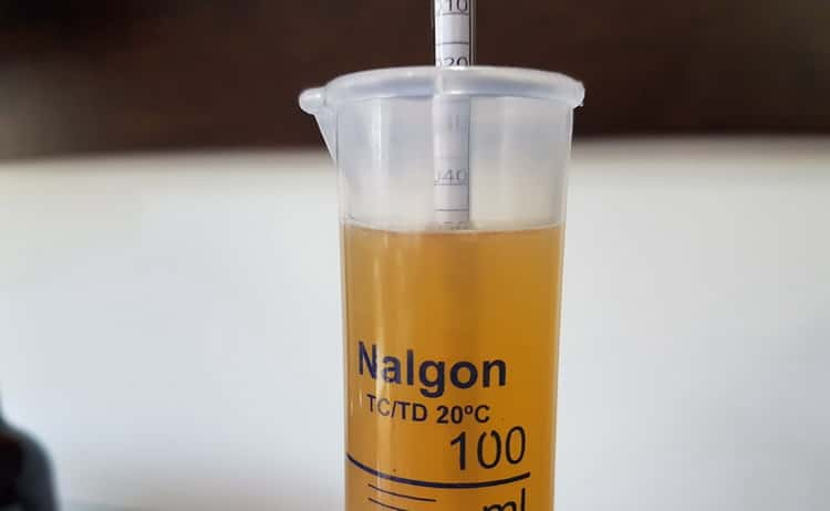 Сколько градусов алкоголя в пиве