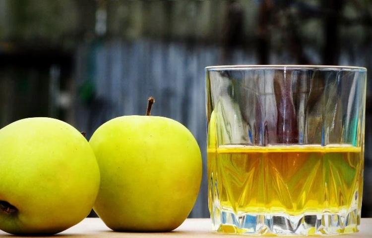 яблочная настойка на самогоне