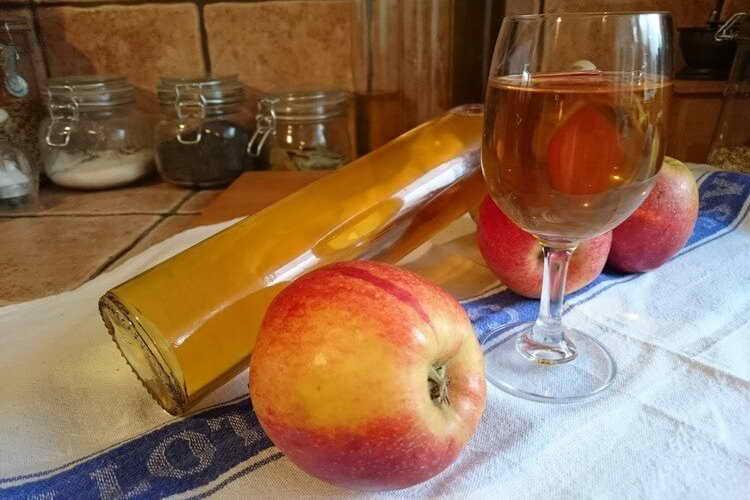 ликер яблочный в домашних условиях