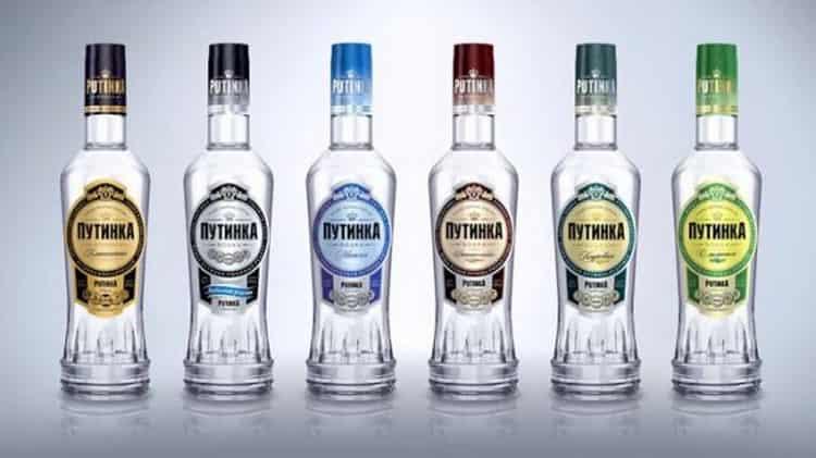 безалкогольная водка: состав